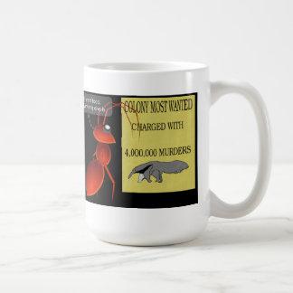 Killer Coffee Mug