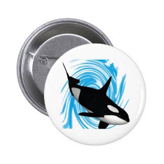 Killer Instincts 6 Cm Round Badge
