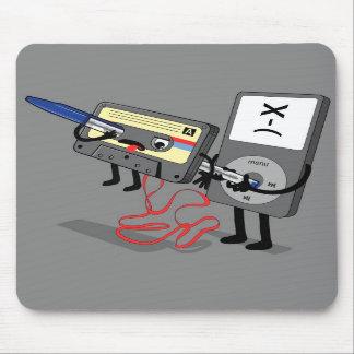 Killer Ipod Clipart Retro Floppy Disk Cassette Mouse Pad
