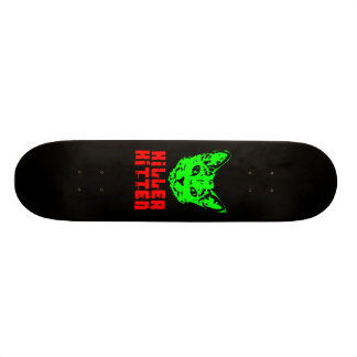 Killer Kitten - II Skate Board Deck