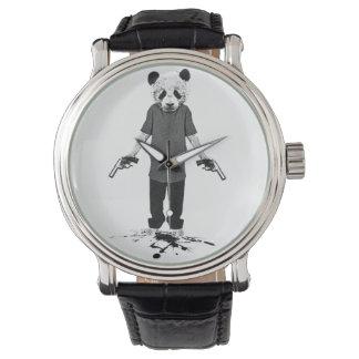 Killer panda watch