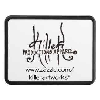 Killer Productions Apparel Trailer Hitch Cover
