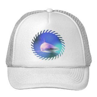 Killer Shark Baseball Hat