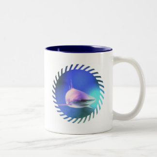Killer Shark Coffee Cup Coffee Mug