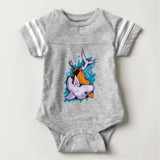 Killer Shrk Baby Bodysuit