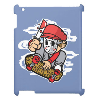 Killer Skater iPad/iPad Mini, iPad Air Case Cover For The iPad 2 3 4
