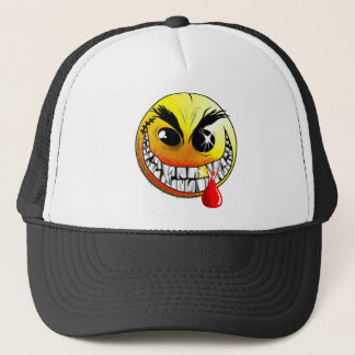 Killer Smiley Cap