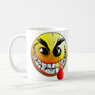 Killer Smiley Mug