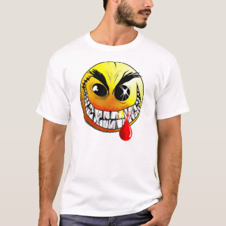 Killer Smiley T-Shirt