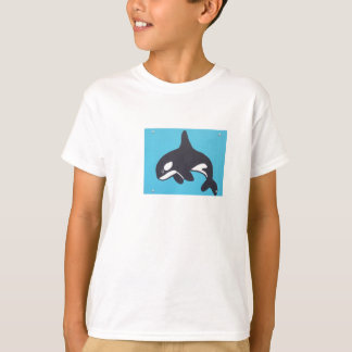 Killer Whale Kids T-shirt