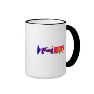 Killer Whale Notwithstanding Human Beings and Logi Coffee Mugs