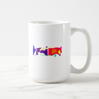 Killer Whale Notwithstanding Human Beings and Logi Mug