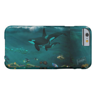 Killer Whales Barely There iPhone 6 Case