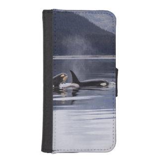 Killer Whales iPhone SE/5/5s Wallet Case