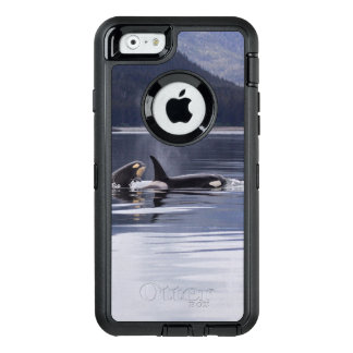 Killer Whales OtterBox Defender iPhone Case