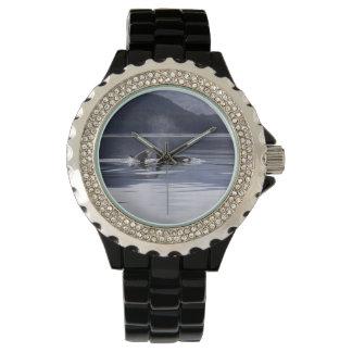 Killer Whales Wrist Watch