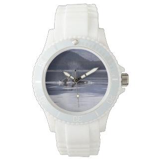 Killer Whales Wristwatch