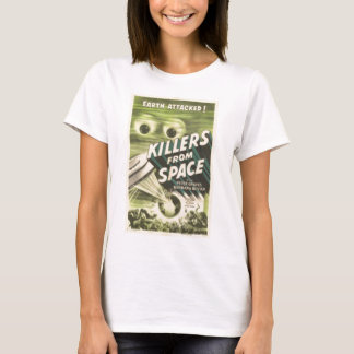 Killers from Space T-Shirt