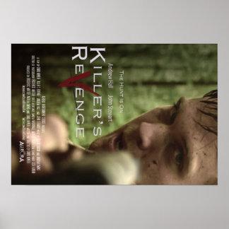 """""""Killer's Revenge"""" Poster 1"""