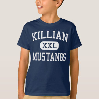 Killian Mustangs Middle Lewisville Texas T-Shirt