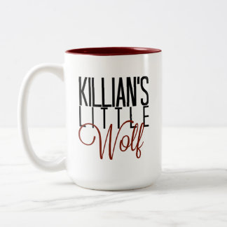Killian's Little Wolf Mug