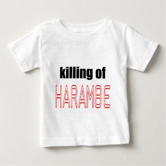 KILLING HARAMBE MEMORIAL SERVICE harambeismad inno Baby T-Shirt