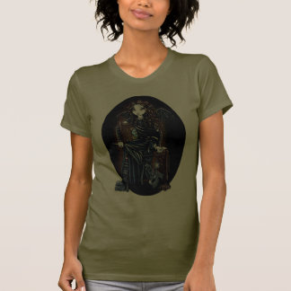 Killing Time Gothic Faery Brown Babydoll Tee