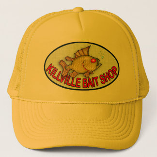 """Killville Bait Shop"" Trucker Hat"