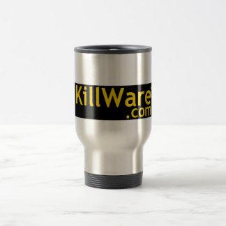 KillWare® Travel Mug