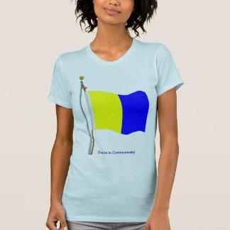 Kilo Desire to Communicate Signal ... - Customized T-Shirt