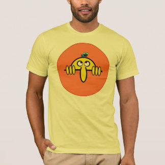 Kilroy Fly on Head Tshirt