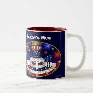 Kilroy's Uncle Sam Mug