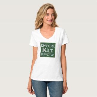 Kilt Inspector - Celtic Green T-Shirt