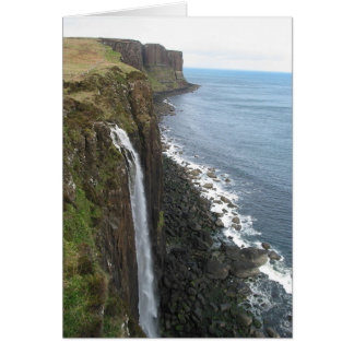 Kilt Rock Card