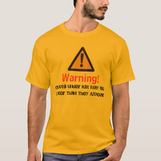 Kilt warning T-Shirt