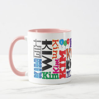 Kim Coffee Mug