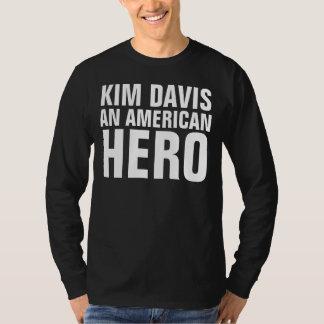 Kim Davis an American HERO T-shirts