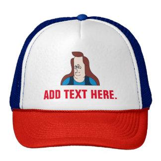 Kim Davis. customizable cap. Cap