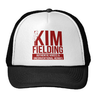 Kim Fielding logo Cap