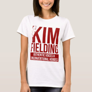 Kim Fielding logo T-Shirt