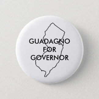 Kim Guadagno for New Jersey Governor 2017 6 Cm Round Badge