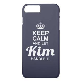 Kim handle it! iPhone 7 plus case