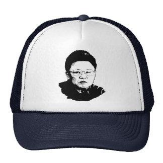 Kim Jong Il Cap
