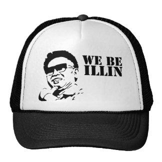 Kim Jong-il Cap