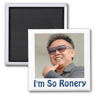 Kim Jong-il Magnet