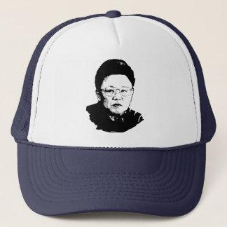 Kim Jong Il Trucker Hat