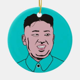 Kim Jong-un | 김정은 Ceramic Ornament
