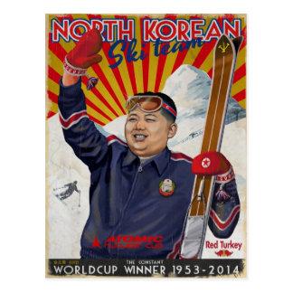 Kim Jong Un.jpg Postcard