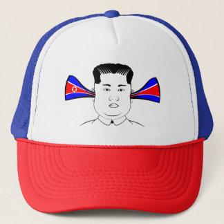 Kim Jong Un Trucker Hat