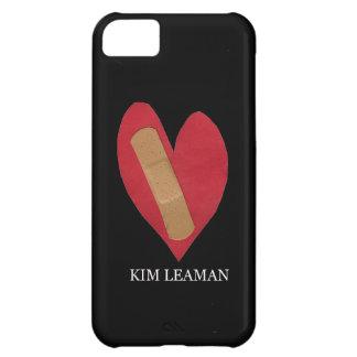Kim Leaman Album Cover 1998-The Manic Sessions iPhone 5C Case